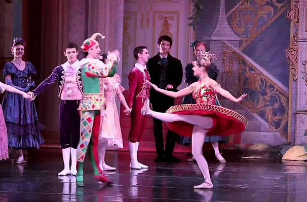 Moscow Ballet's Great Russian Nutcracker at The Plaza Theatre Performing Arts Center