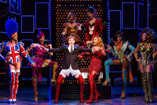 Kinky Boots at The Plaza Theatre Performing Arts Center