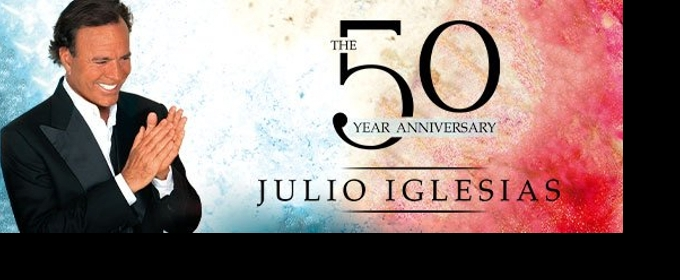 Julio Iglesias at The Plaza Theatre Performing Arts Center