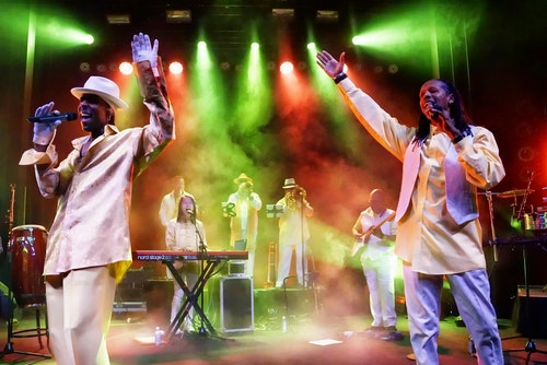 Earth, Wind And Fire at The Plaza Theatre Performing Arts Center