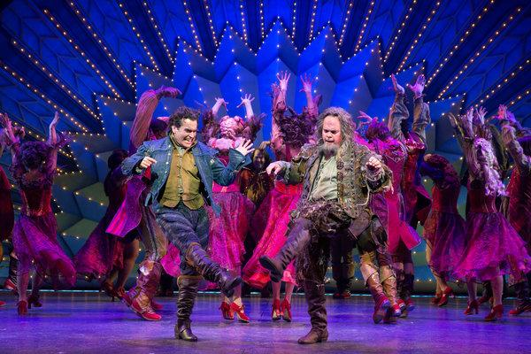 Something Rotten at The Plaza Theatre Performing Arts Center