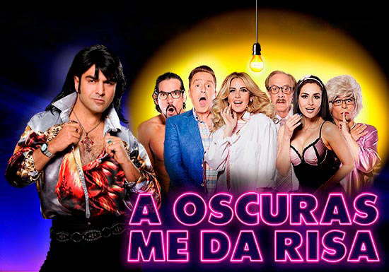 A Oscuras Me Da Risa at The Plaza Theatre Performing Arts Center