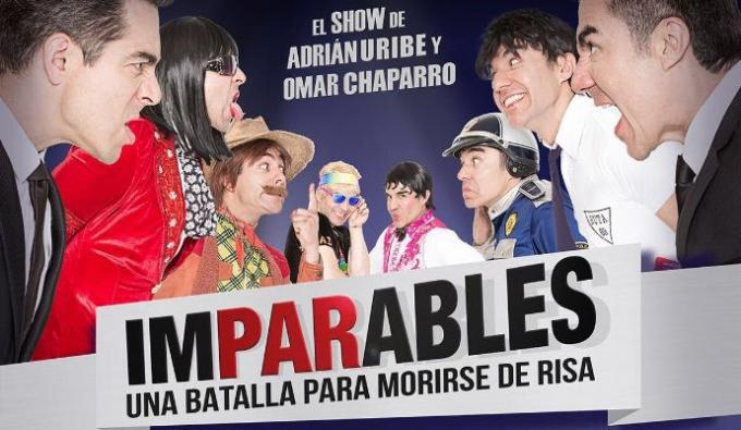 Omar Chaparro at The Plaza Theatre Performing Arts Center