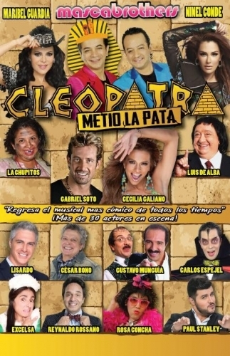 Cleopatra Metio La Pata at The Plaza Theatre Performing Arts Center