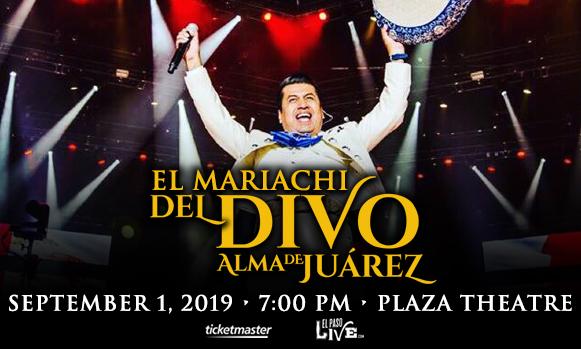 El Mariachi Del Divo at The Plaza Theatre Performing Arts Center