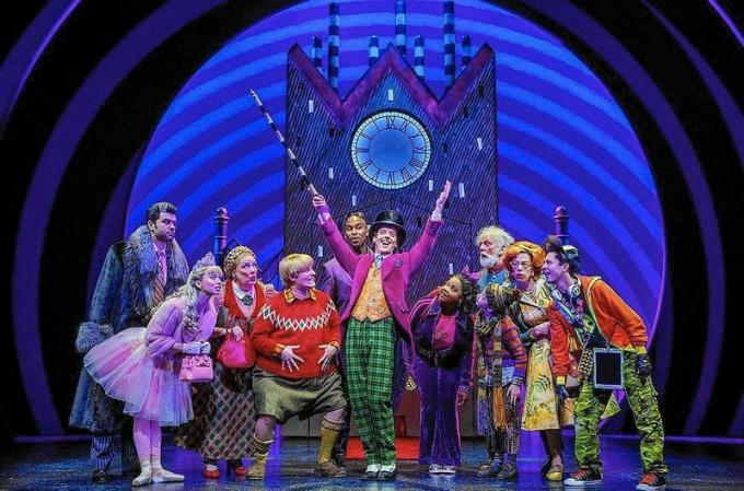 Charlie and The Chocolate Factory at The Plaza Theatre Performing Arts Center