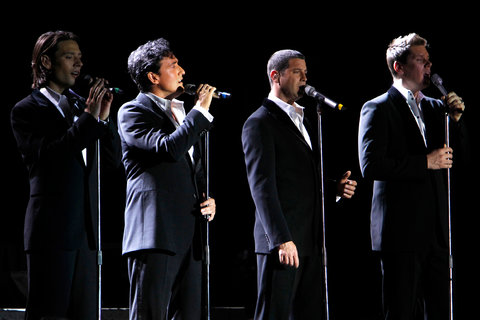 Il Divo at The Plaza Theatre Performing Arts Center