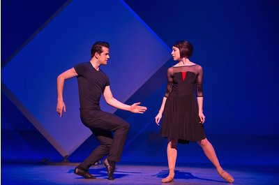 An American In Paris at The Plaza Theatre Performing Arts Center