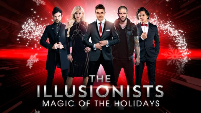 The Illusionists at The Plaza Theatre Performing Arts Center