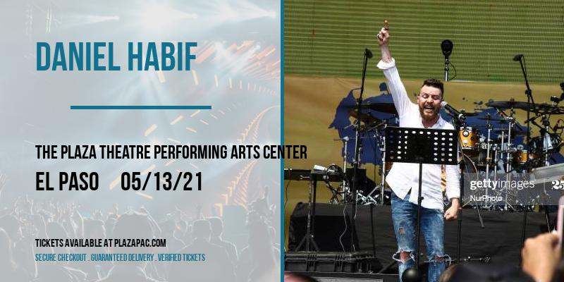 Daniel Habif at The Plaza Theatre Performing Arts Center