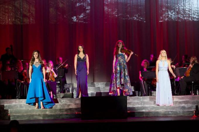 Celtic Woman [POSTPONED] at The Plaza Theatre Performing Arts Center
