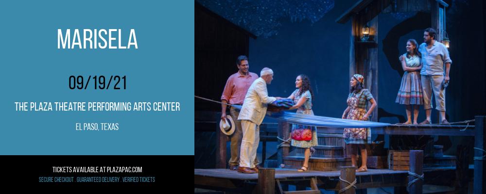 Marisela at The Plaza Theatre Performing Arts Center