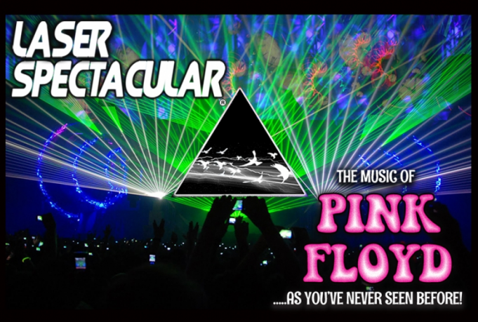 Pink Floyd Laser Spectacular at The Plaza Theatre Performing Arts Center
