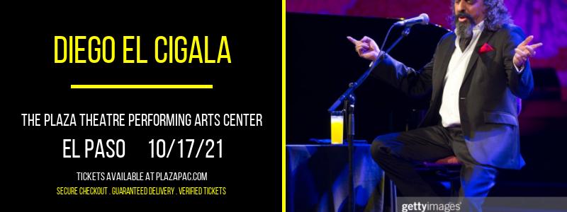 Diego El Cigala at The Plaza Theatre Performing Arts Center