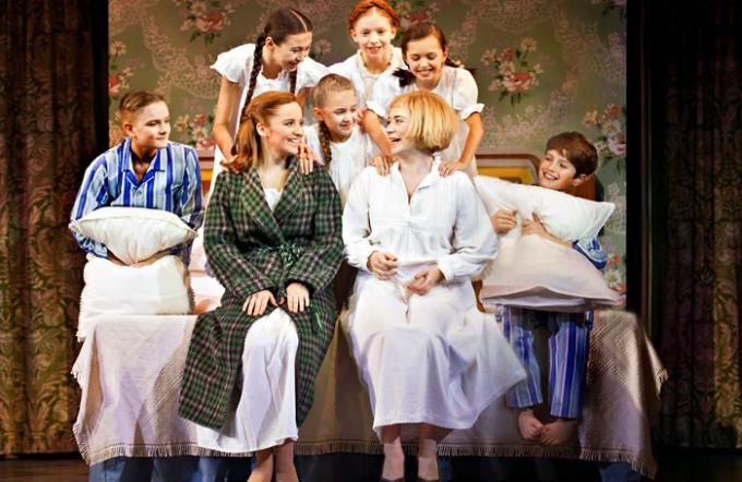 The Sound Of Music at The Plaza Theatre Performing Arts Center