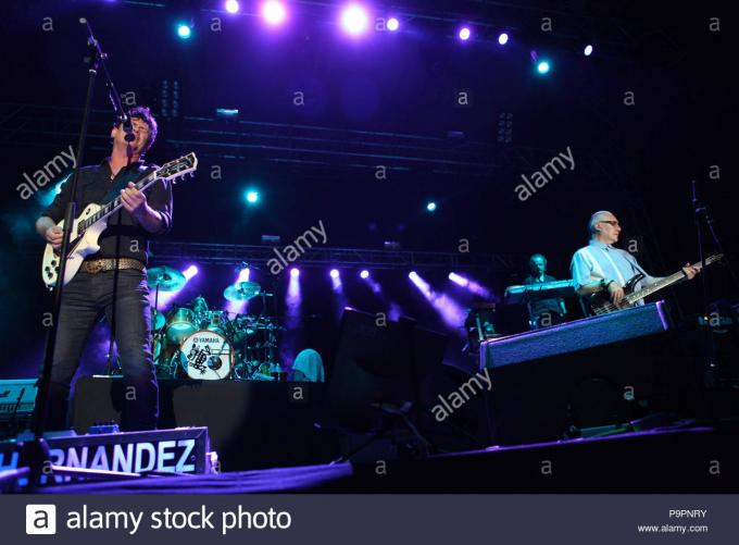 Caifanes at The Plaza Theatre Performing Arts Center