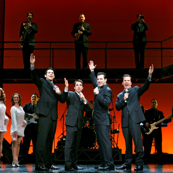 Jersey Boys at The Plaza Theatre Performing Arts Center
