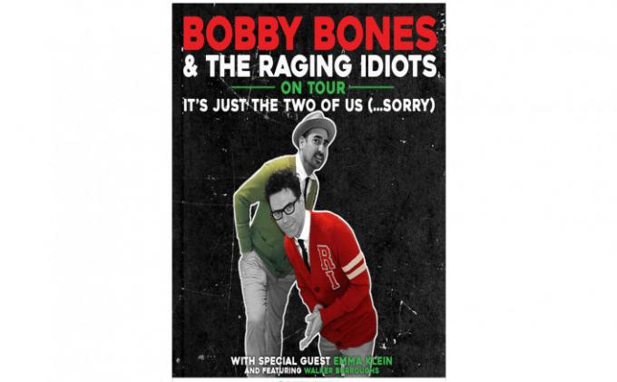 Bobby Bones And The Raging Idiots at The Plaza Theatre Performing Arts Center
