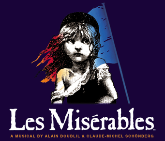 Les Miserables at The Plaza Theatre Performing Arts Center