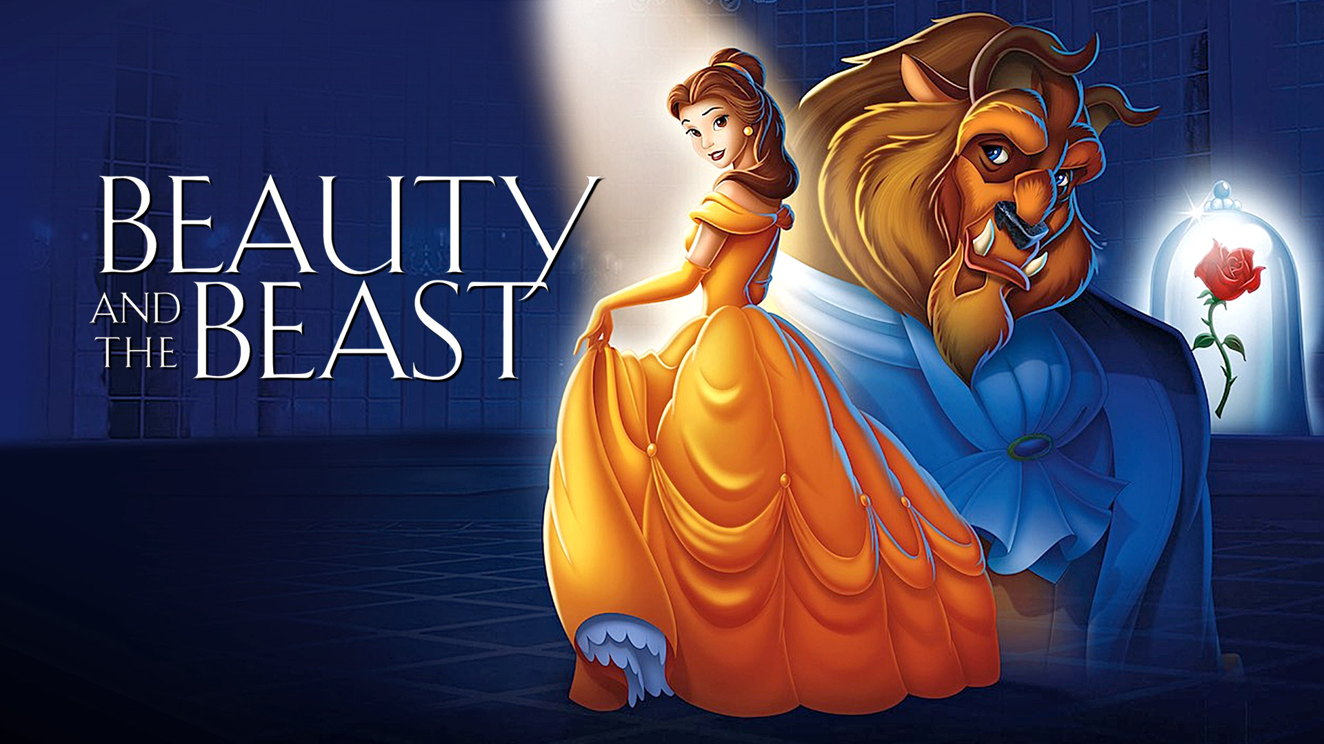 Plaza Classic Film Fest - Beauty and The Beast (Animated) at The Plaza Theatre Performing Arts Center